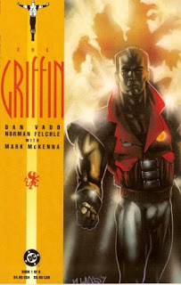 Cover of The Griffin #1