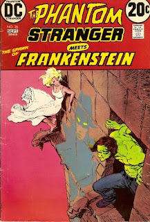 Phantom Stranger #26