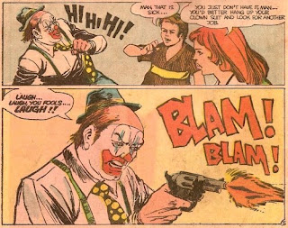 Bad clown! Bad!