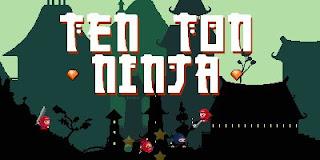 Ten Ton Ninja - more levels
