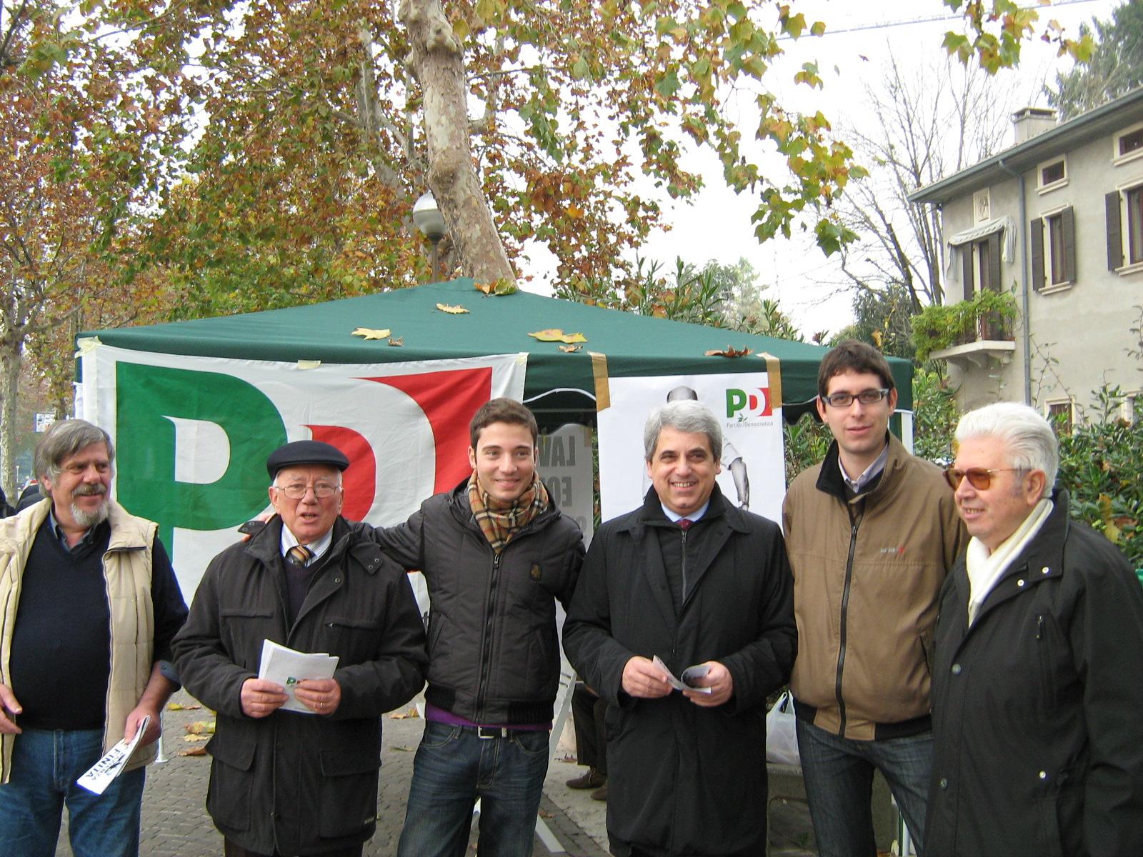 Partito democratico di san giovanni lupatoto domenica 14 for Arredamenti san giovanni lupatoto