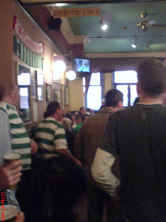 Celtic Bar In Preston