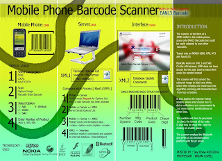 thesis using barcode