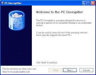 pcdecrapifier elimina demos