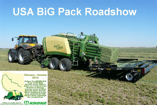 USA BiG Pack Roadshow 2010