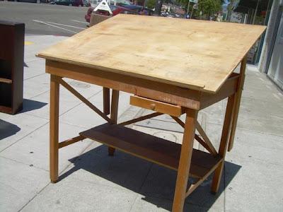 ArnalNeolt Anco Bilt Drafting Table Assembly
