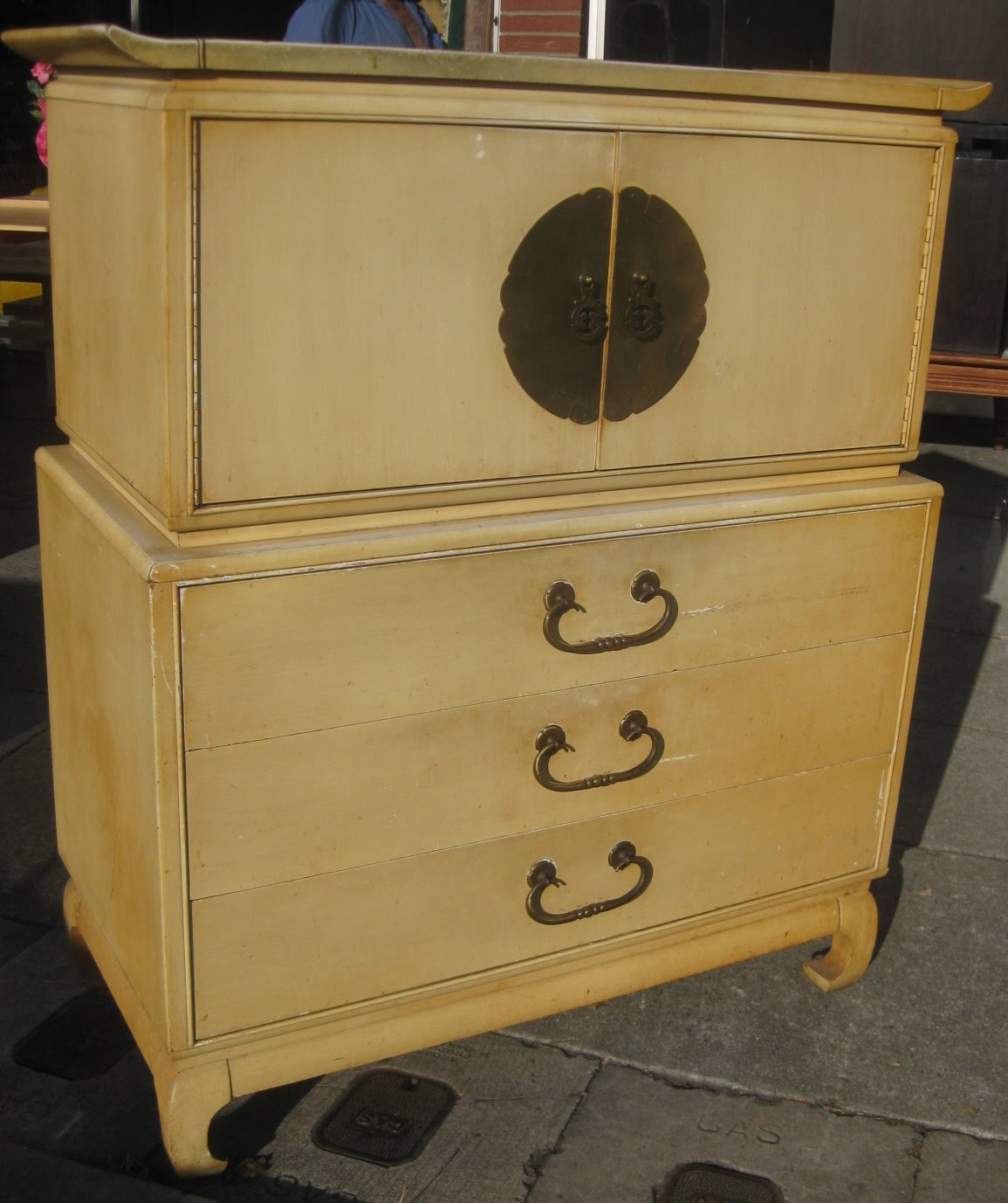 #8D723E UHURU FURNITURE & COLLECTIBLES: SOLD Asian Chest Of Drawers   Night  with 1155x1377 px of Highly Rated Asian Dresser Furniture 13771155 picture/photo @ avoidforclosure.info
