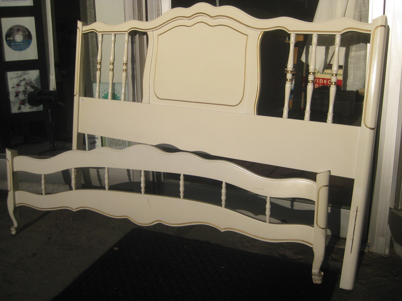 UHURU FURNITURE & COLLECTIBLES: SOLD - French Provincial Bedroom ...