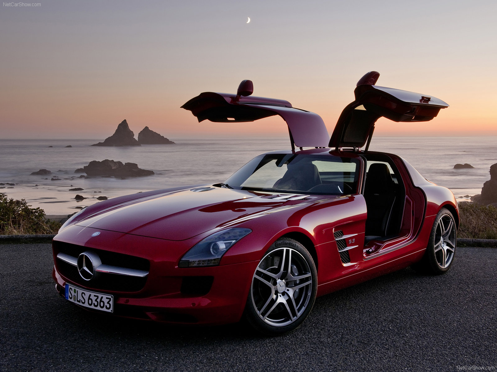 scunnert nation  Mercedes Sls Wallpaper