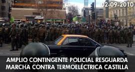 La Protesta Ciudadana se extiende a regiones