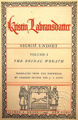 the bridal wreath undset sigrid