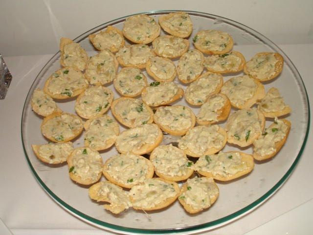 quitutes gourmet torradinha de p 227 o 225 rabe babaganouch
