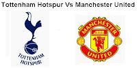 Prediksi Skor Tottenham vs Manchester United 4 maret 2012