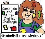 Artsy-Craftsy Challenge