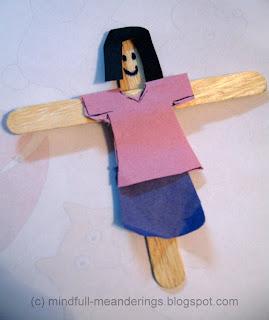 stick puppet