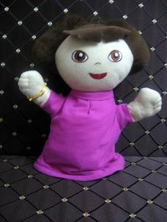 dora puppet