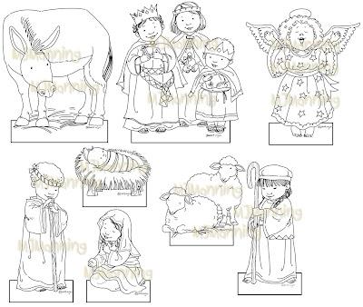 cut out nativity scene patterns patterns kid