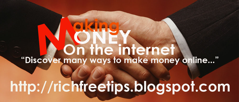 MAKING MONEY ON THE INTERNET