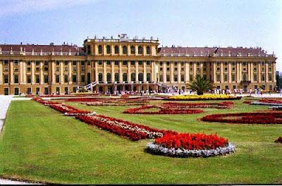 palacio de Viena Austria