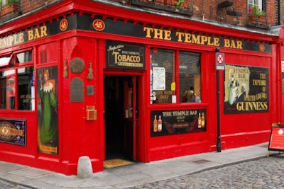 Dublín Irlanda temple bar