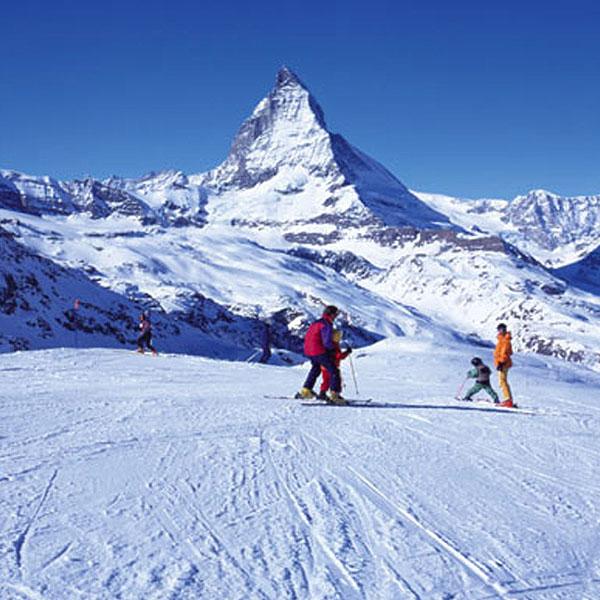 Suiza hay de todo en este peque o pa s sitios donde viajar - Casas en los alpes suizos ...