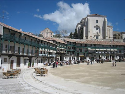 plaza de Chichón, Madrid