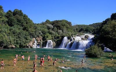 Croacia playa