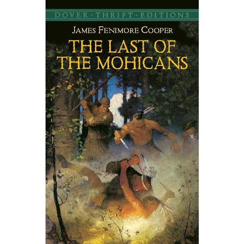 A Book Report sample : The Last of the Mohicans