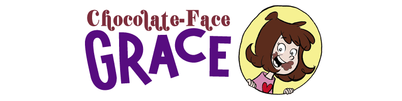 Chocolate-Face Grace