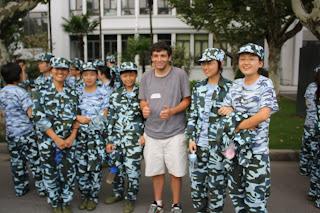 chinese rotc @ shanghaidaway