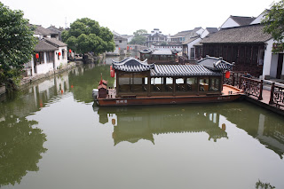 Tongli bridge @ shanghaid away