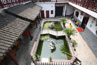 Tongli courtyard @ shanghaid away