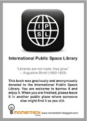 International Public Space Library (IPSL)