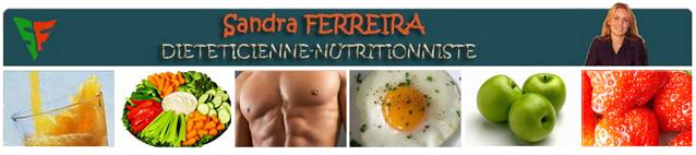 Sandra Ferreira - DIETETICIENNE-NUTRITIONNISTE