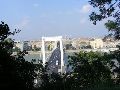 Blogul lui Joker:Budapesta vazute de undeva de sus