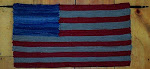 Country Folk Art Flag