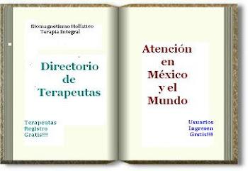 DIRECTORIO DE TERAPEUTAS