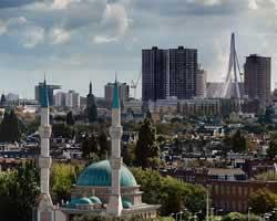 masjid amsterdam belanda