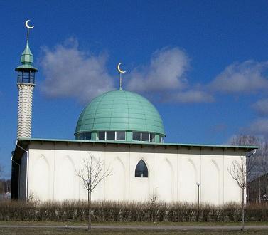 Masjid Upssala, Swedia