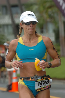 run Interview With Ironman Kristin White