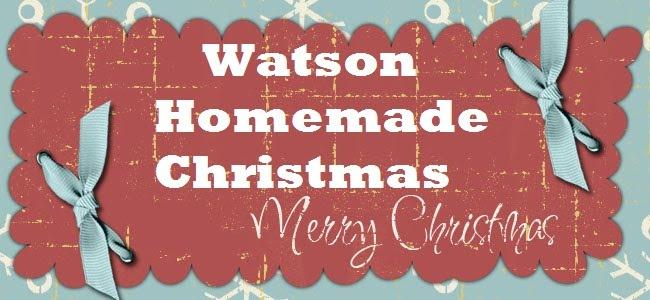 Watson Handmade Christmas