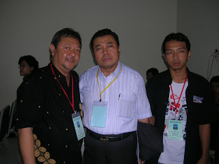 Foto Bersama Pdt Erastus Sabdono dan Pdt Andreas Anwar Wijaya