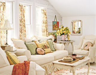 Sugar bear designs where can one find affordable cottage - Cortinas para casas rusticas ...