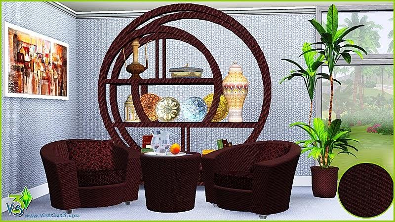 Fam liasim the sims 3 mob lias salas de estar for Sala de estar the sims 4