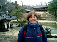Me at a Korean Palace