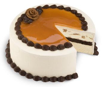 Baskin Robbins Pralines And Cream Ice Cream Cake