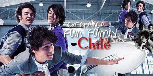 Fan family Chile