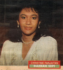 Stressnya Christine Panjaitan