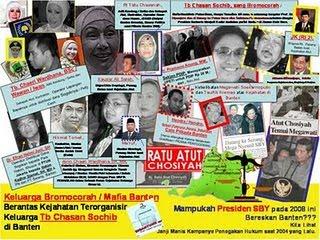 Batalyon Penjahat Pilkada Banten 2006