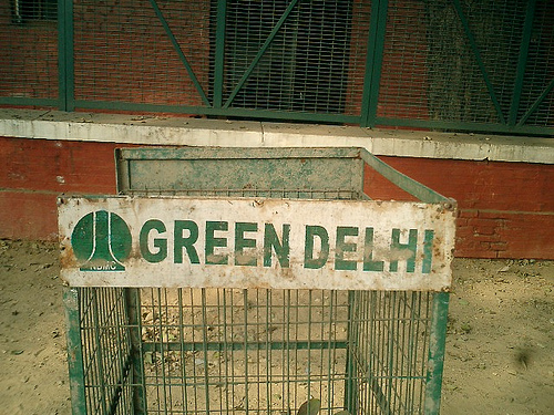 Environmental issues in Delhi
